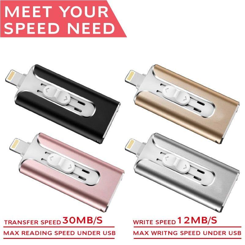 arcadia.zone Portable USB Flash Drive