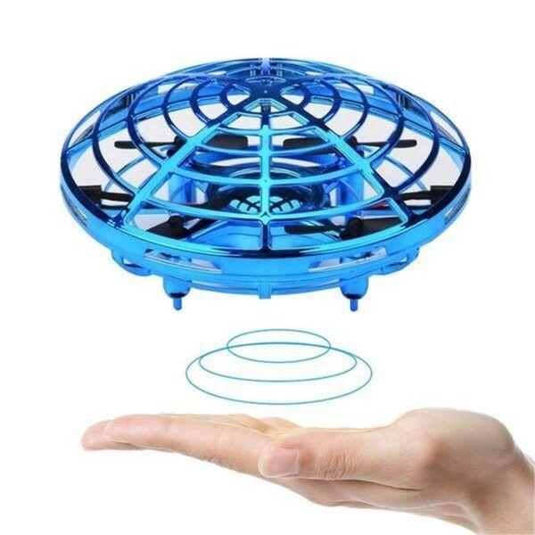 Mini Drone Quad Induction Levitation UFO 3