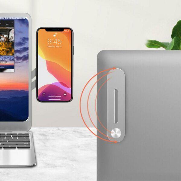 Adjustable Laptop Side Mount Clip 4
