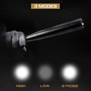 Self-Defense Baseball Bat Flashlight 2