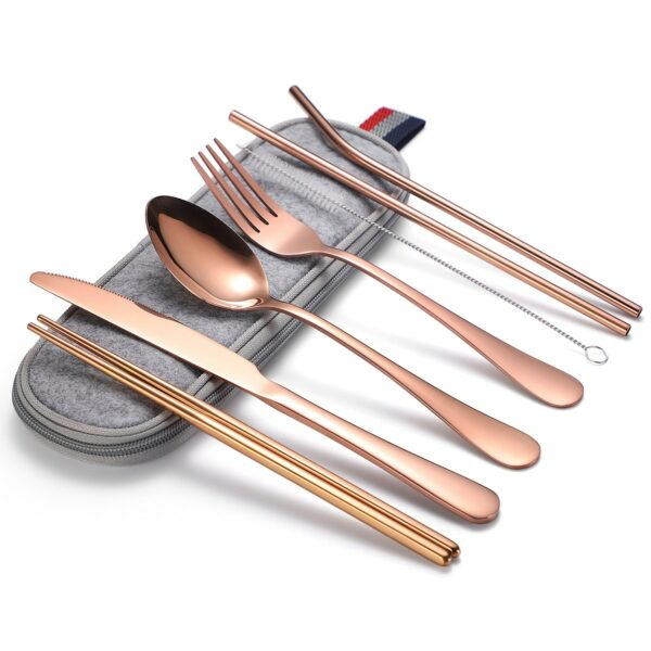 Travel Cutlery Set 7
