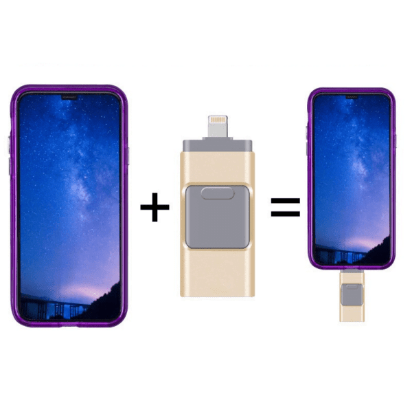 Portable USB Flash Drive 4