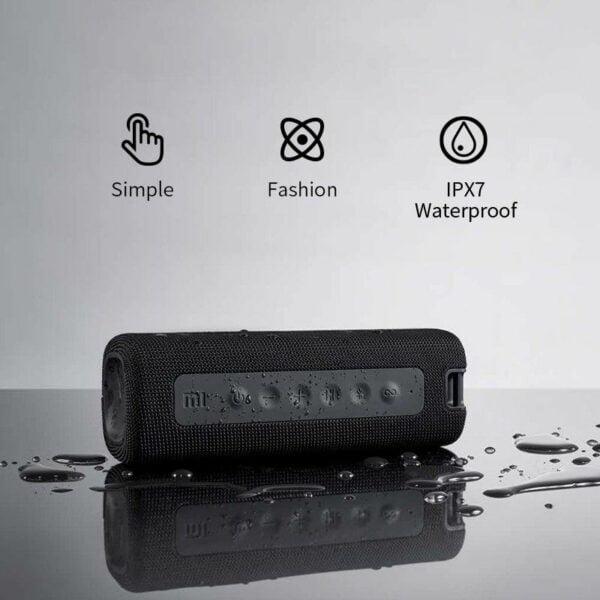 Portable Bluetooth Waterproof Speaker 5
