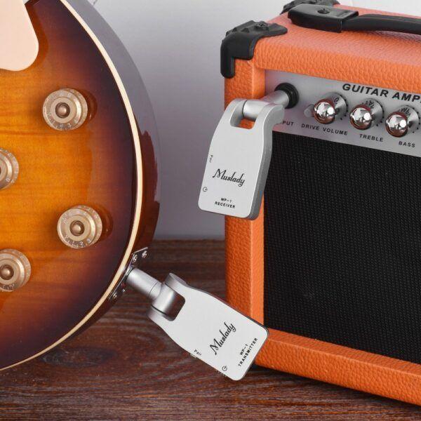 Wireless Guitar Amplifier 5