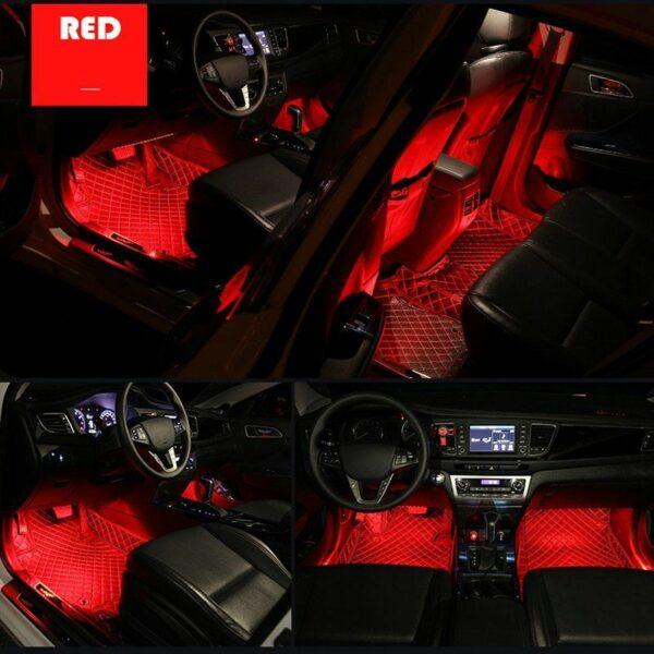LED Atmosphere Car Lights 6