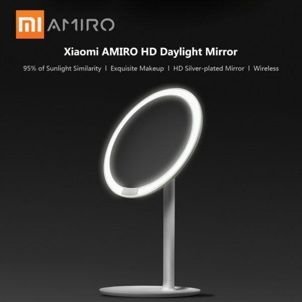 HD LED Makeup Mirror 4