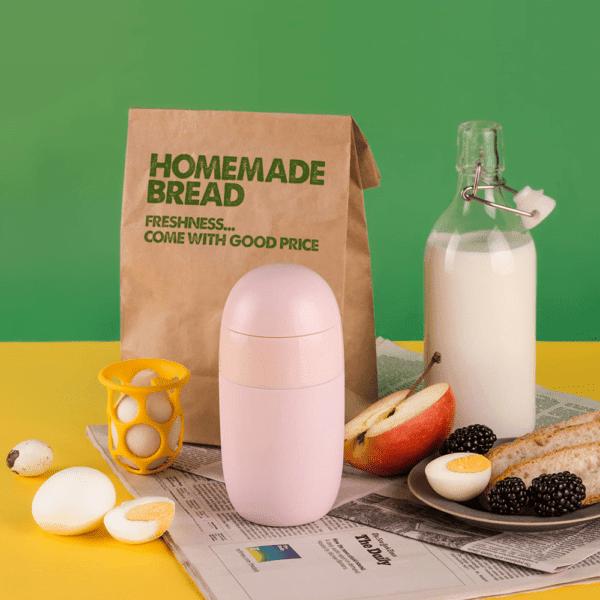 Egg Breakfast Insulation Mug 2