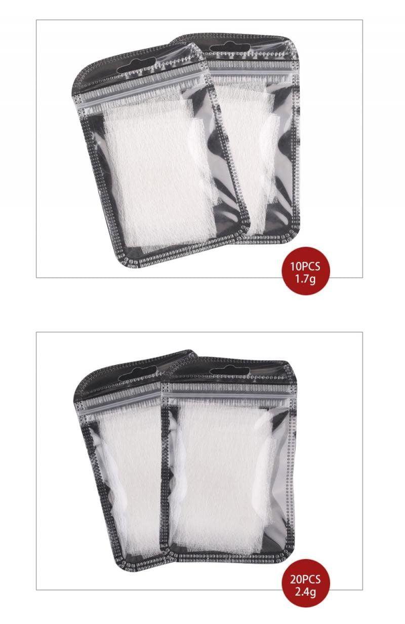 arcadia.zone Nail Extension Silk Fiberglass