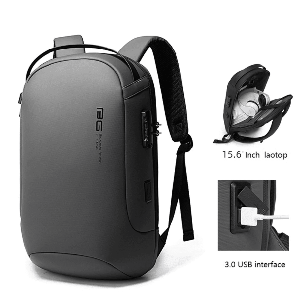 Luxury Business Computer Backpack 1