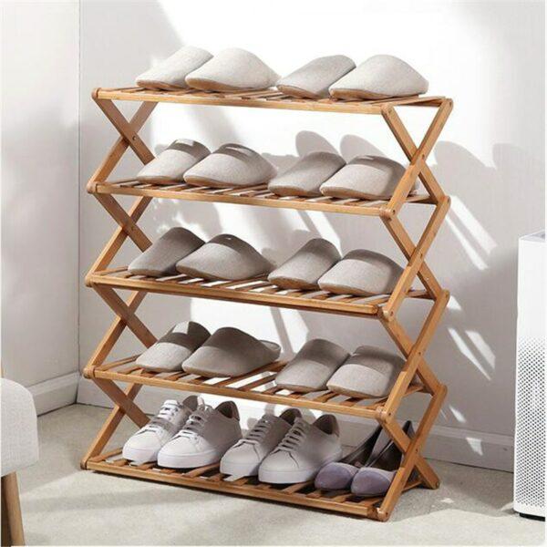 Household Foldable Rack 2