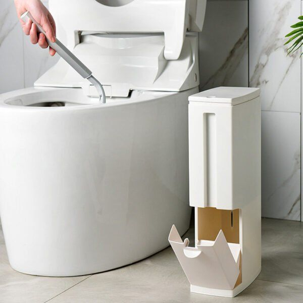Multi-function Trash Can 4