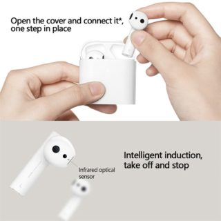 Xiaomi Airdots Pro 2 Air 2 TWS Bluetooth Headset 2 Mi True Wireless Earphone 2 Smart Voice Control LHDC Tap Control Dual MIC ENC 2