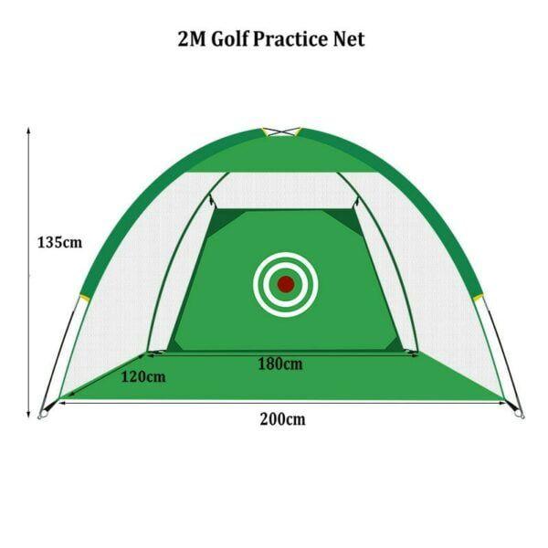 Golf Target Pro 6