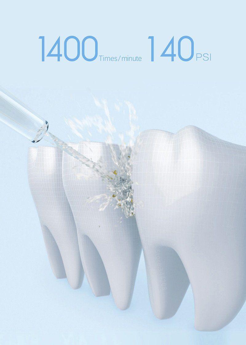 arcadia.zone Portable Dental Irrigator