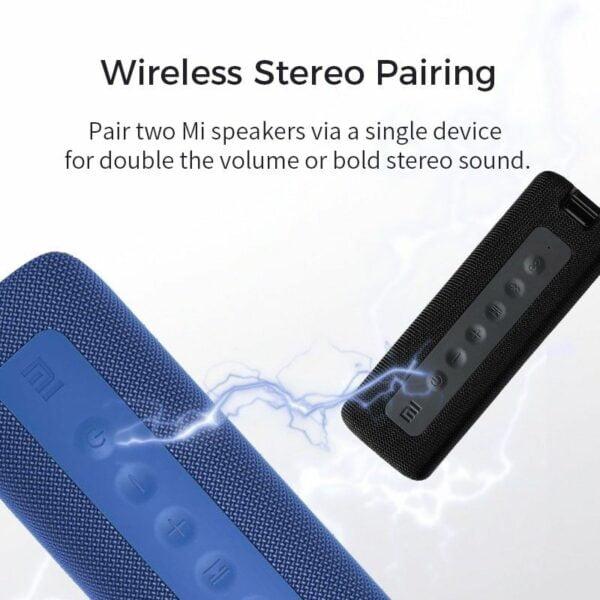 Portable Bluetooth Waterproof Speaker 4