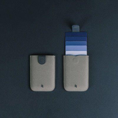 Leather Card Holder Wallet 6