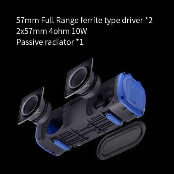 Portable Bluetooth Waterproof Speaker 2