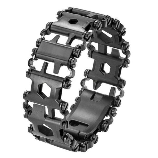 29 In 1 Multi-Tool Wearable Stainless Steel Bracelet 10