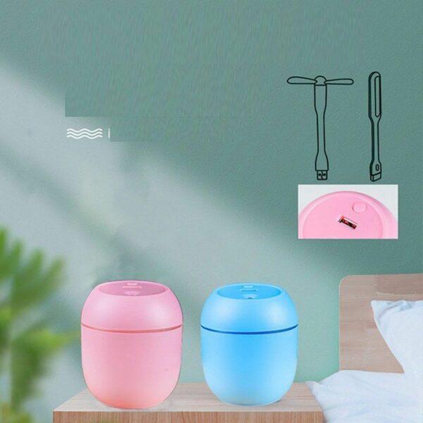 Mini Night Lamp Air Humidifier 2
