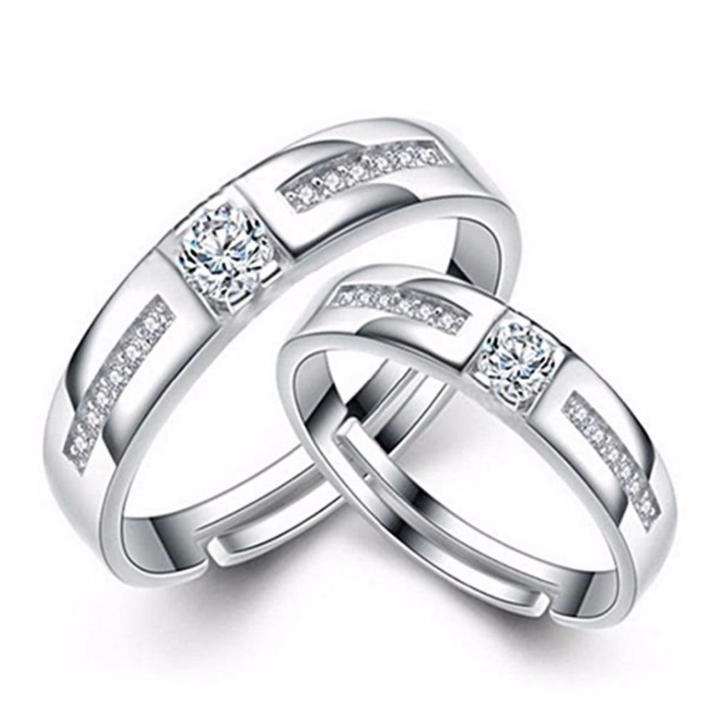 arcadia.zone Endless Love Couple Rings