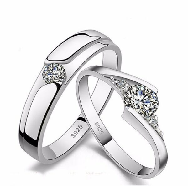 Endless Love Couple Rings 1