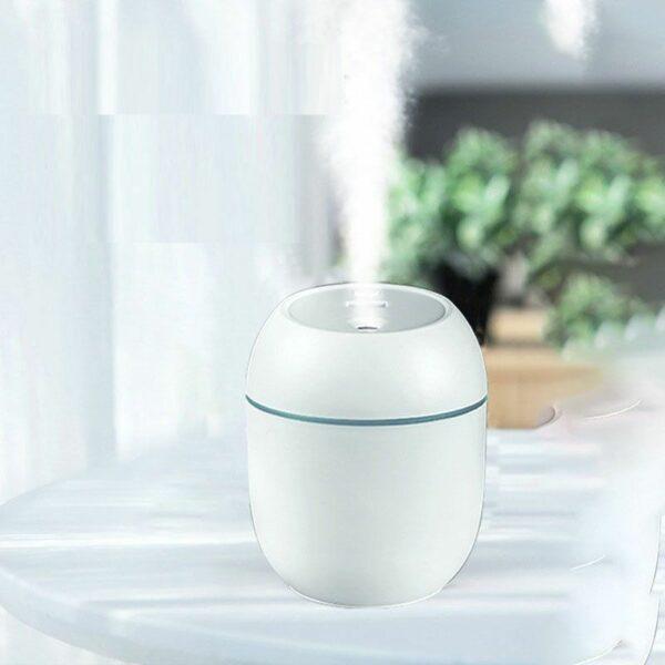 Mini Night Lamp Air Humidifier 1