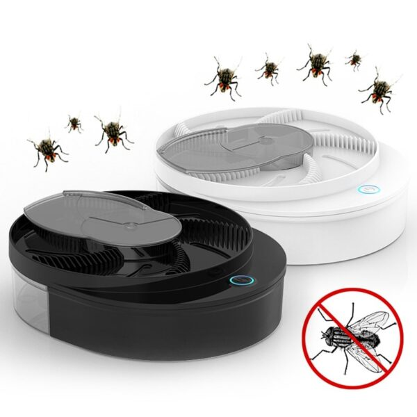 Electric Fly Catcher 1
