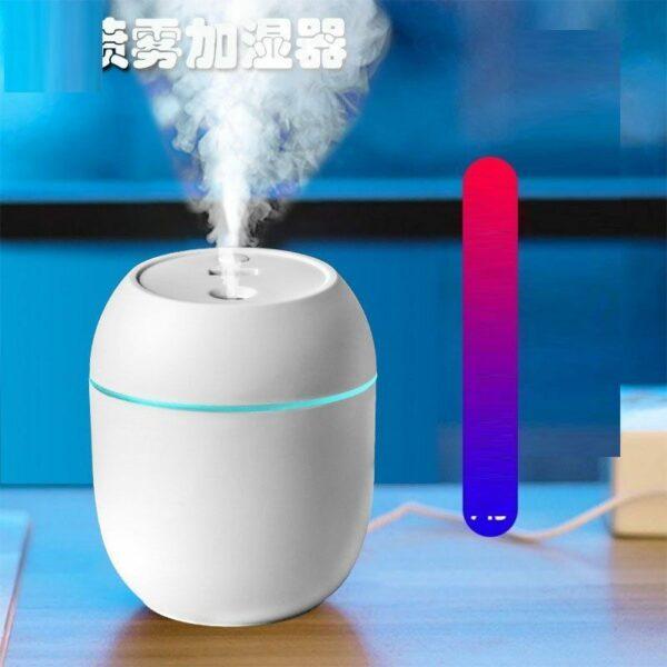 Mini Night Lamp Air Humidifier 3