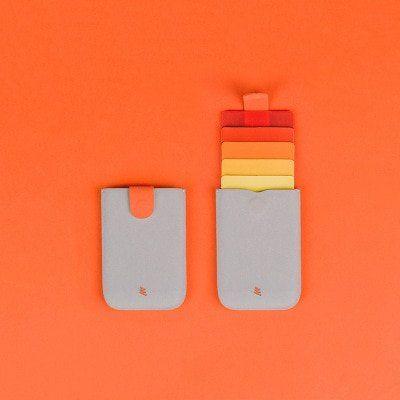 Leather Card Holder Wallet 5
