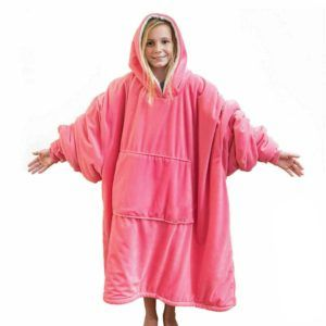 Oversized Comfy Blanket Hoodie 14