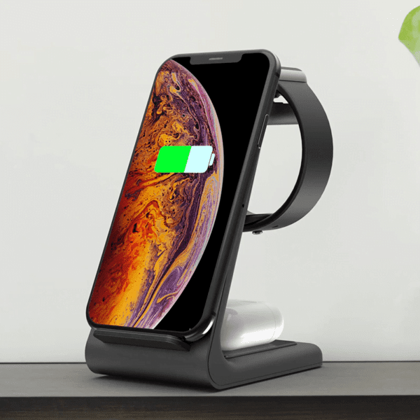 3 in 1 Wireless Charger Station 5