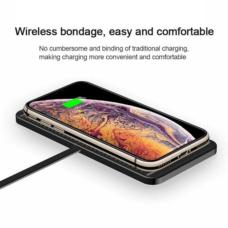 arcadia.zone Wireless Car Charging Pad
