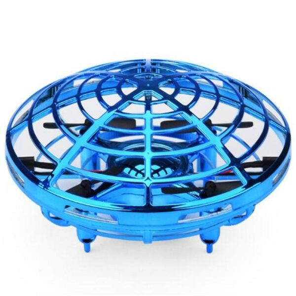 Mini Drone Quad Induction Levitation UFO 2