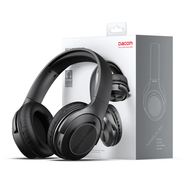 HF004 2 in 1 Wireless Headphones & Speaker with SD card support
