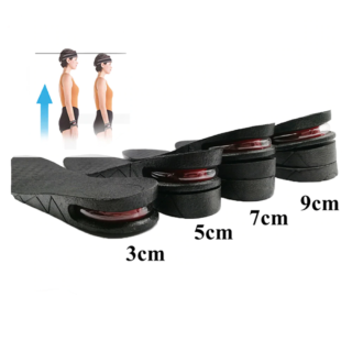 Adjustable Invisible Heightening Insoles 1