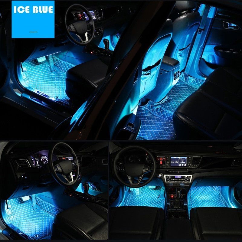 arcadia.zone LED Atmosphere Car Lights