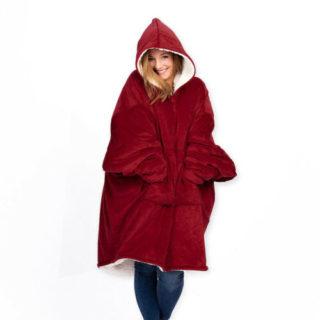 Oversized Comfy Blanket Hoodie 1