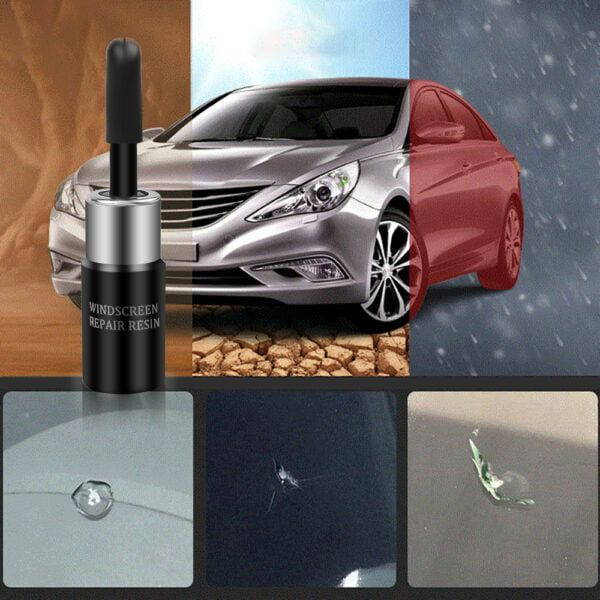 Automotive Glass Nano Repair Fluid 5