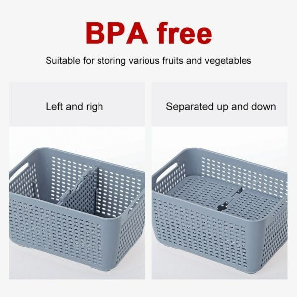 Fresh Produce Vegetable Fruit Storage Containers 5