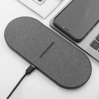 20W Dual Qi Wireless Charger