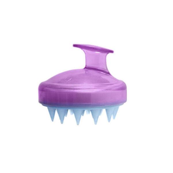 Silicone Hair Scalp Massager Brush 10