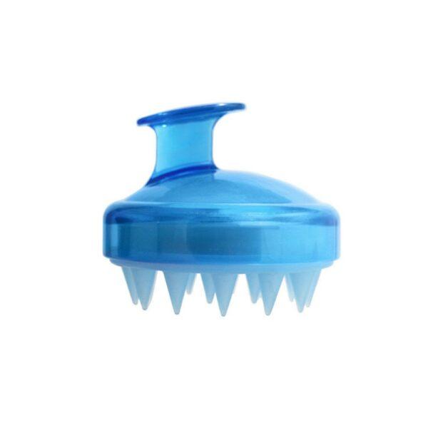 Silicone Hair Scalp Massager Brush 9