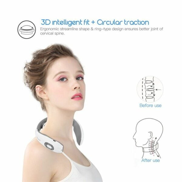 Electric Pulse Neck Massager 2