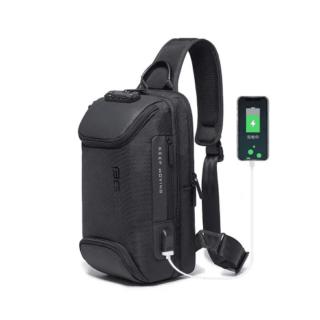 Crossbody Anti-Theft Shoulder Bag