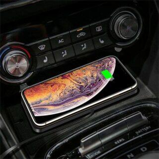 Wireless Car Charging Pad 1