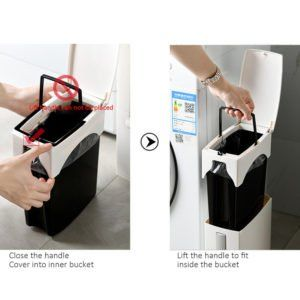 Multi-function Trash Can 19