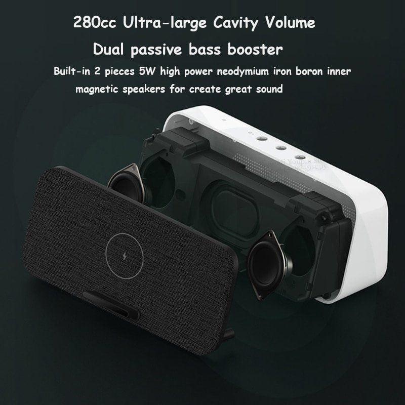 arcadia.zone Bluetooth Wireless Charging Speaker