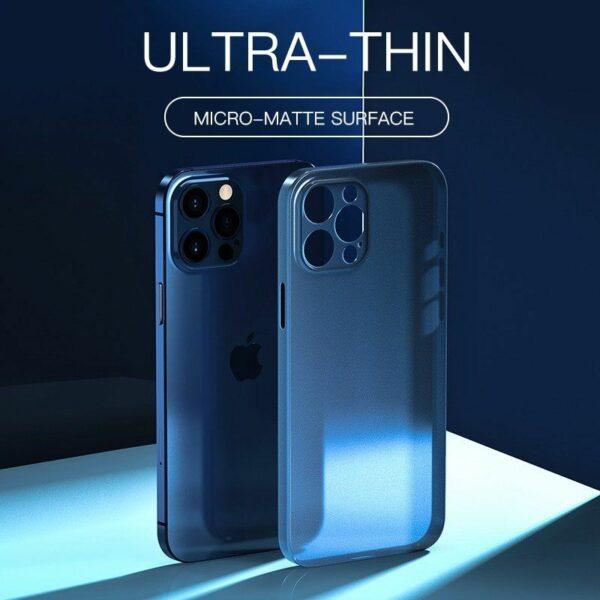 Ultra Thin Matte iPhone Case 6