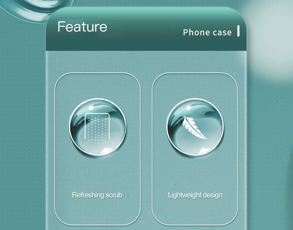arcadia.zone Ultra Thin Matte iPhone Case