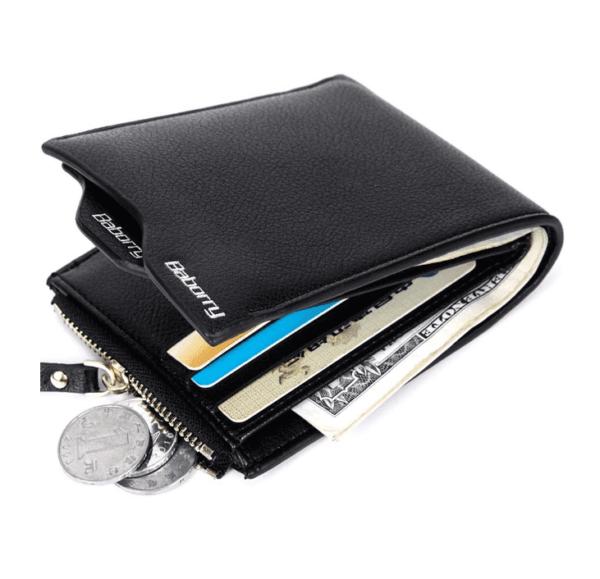 Anti-Magnetic Men's Wallet